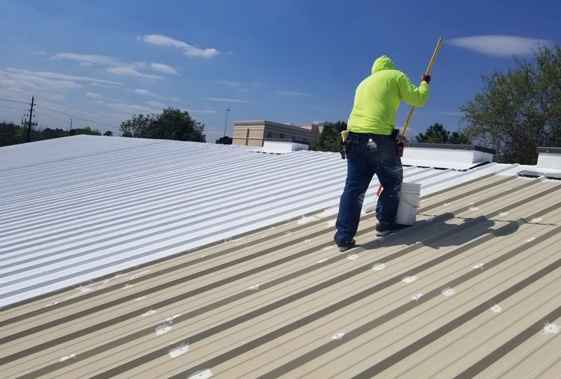 Roof Coatings Ml Roofing